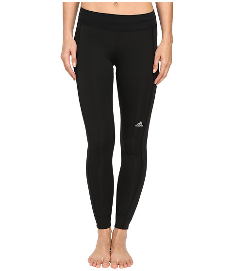 adidas - Sequencials Run Tights (Black) Women's Workout