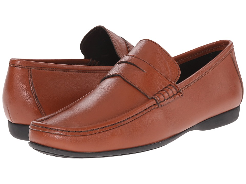 BRUNO MAGLI - Partie (Cognac Leather) Men