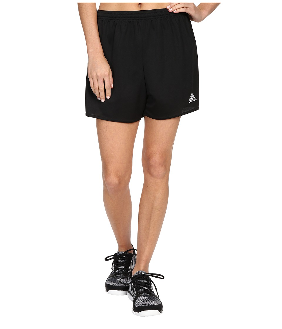 adidas - Parma 16 Shorts (Black/White) Women's Shorts