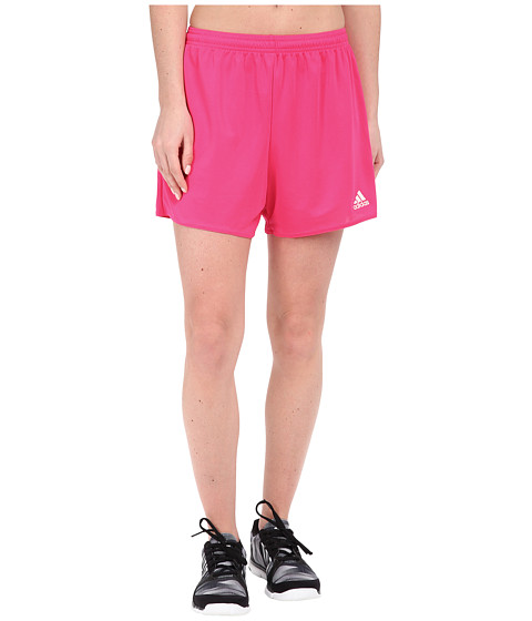 adidas - Parma 16 Shorts (Shock Pink/White) Women's Shorts