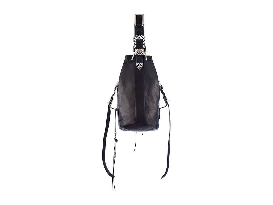 Barbara Bonner - Ellie Backpack (Caviar) Backpack Bags