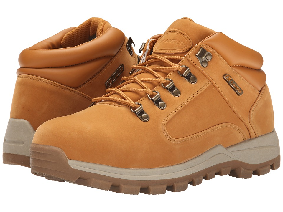 Lugz Lumber SR (Golden Wheat/Cream/Gum) Men
