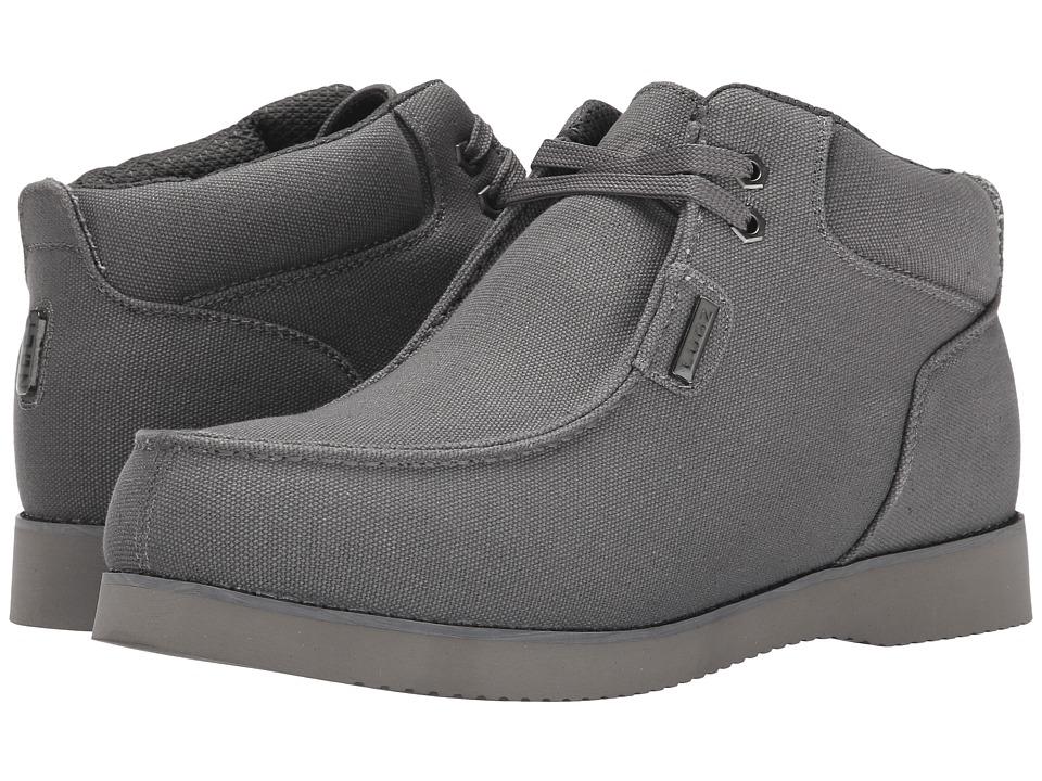Lugz - Odyssey (Charcoal/Cinder Block) Men's Shoes
