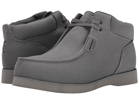 Lugz - Odyssey (Charcoal/Cinder Block) Men