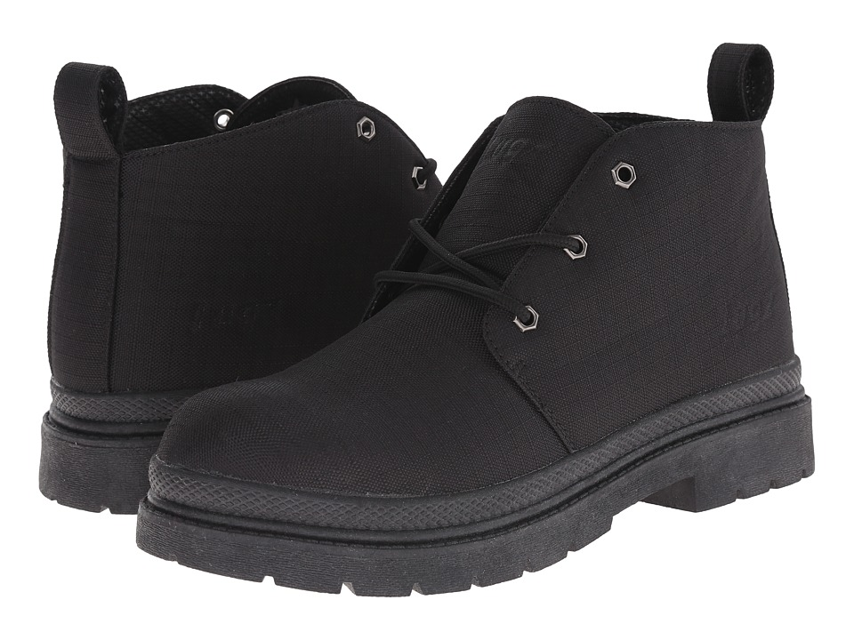 Lugz - Chukka Ripstop (Black) Men's Shoes