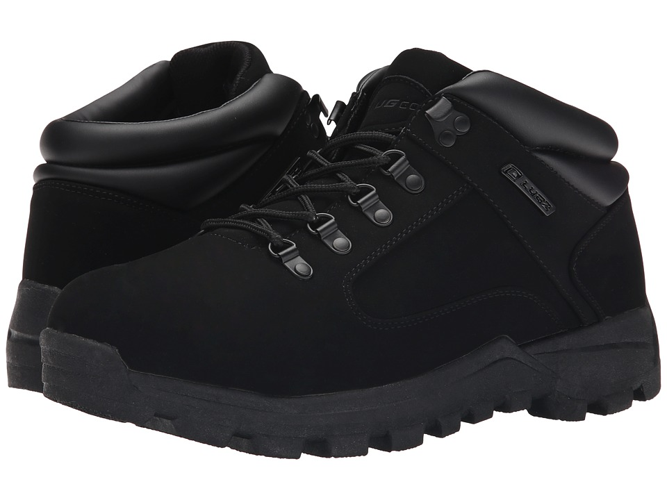Lugz - Lumber SR (Black) Men's Shoes