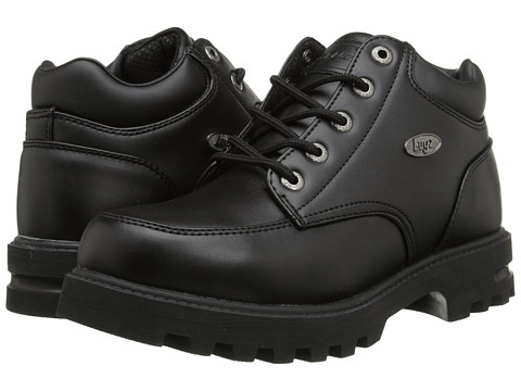 Lugz - Combatant WR (Black 1) Men's Shoes