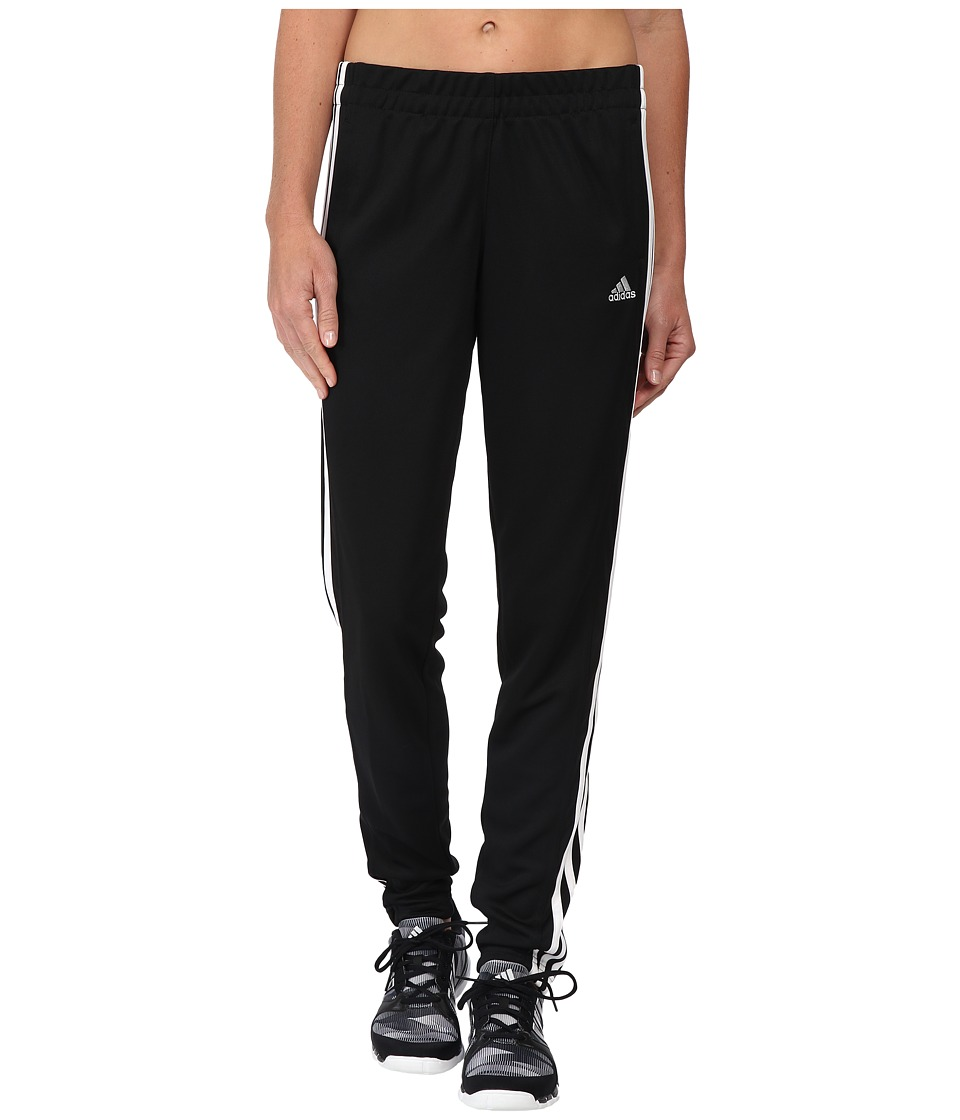 adidas - T10 Pants (Black/White) Women's Casual Pants