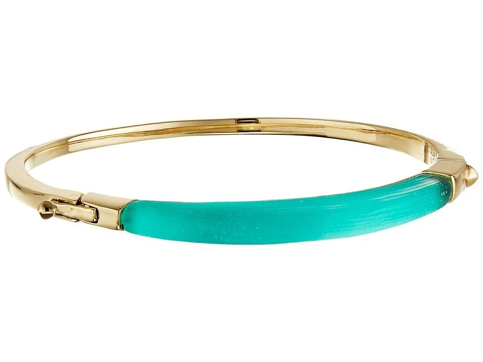 Alexis Bittar - ID Bangle (Aqua) Bracelet