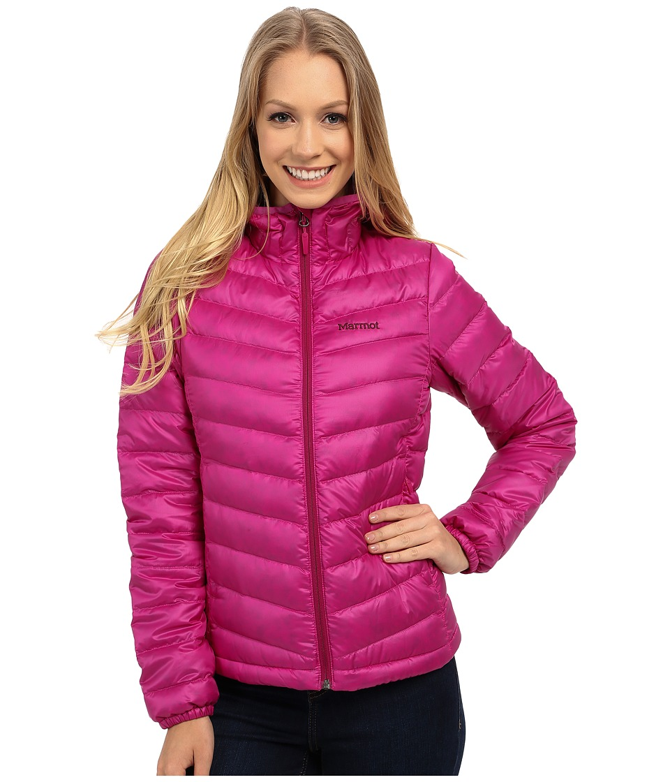 Marmot - Jena Hoody (Electric Rose) Women's Coat