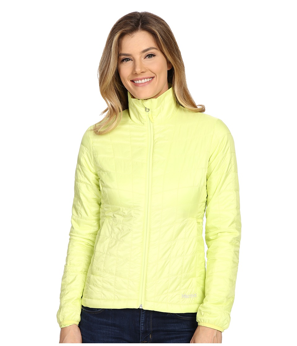 Marmot - Calen Jacket (Citrus Ice) Women's Jacket