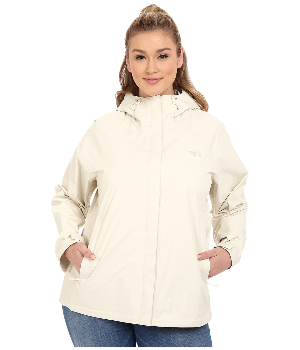 The North Face - Venture Jacket (Vintage White) Women's Coat
