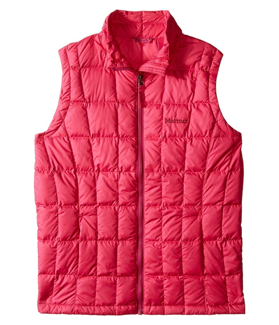 Marmot Kids - Sol Vest (Little Kids/Big Kids) (Gypsy Pink) Girl's Vest