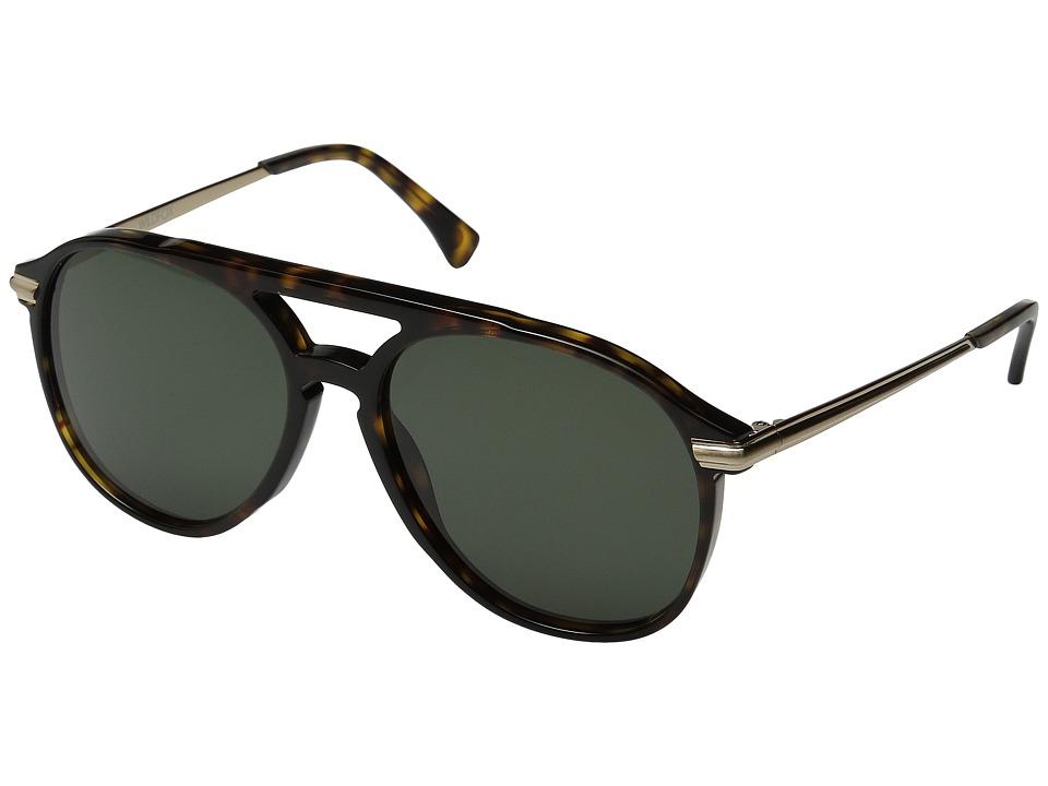 Wildfox - Baroness (Tortoise Antique Gold/G15 Sun) Fashion Sunglasses