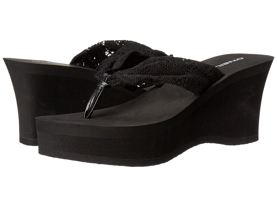 O'Neill - Keiko (Black) Women's Shoes
