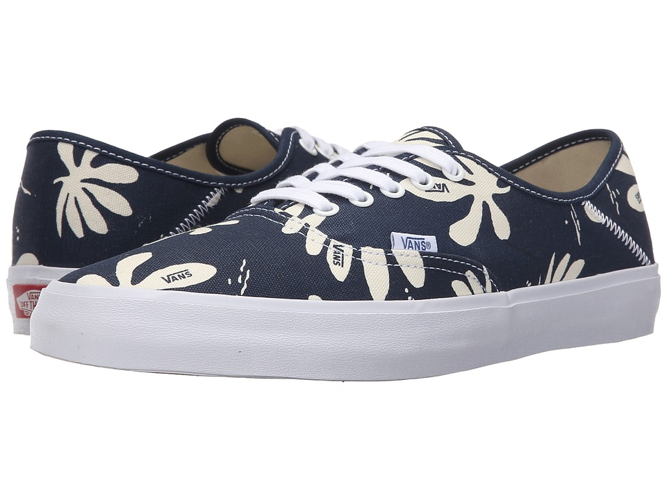 Vans - Authentic SF ((Joel Tudor) Blue/Kelp) Men's Lace up casual Shoes