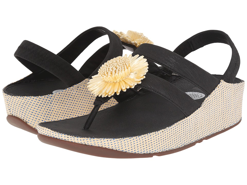 FitFlop - Rosita Sandal (Black) Women