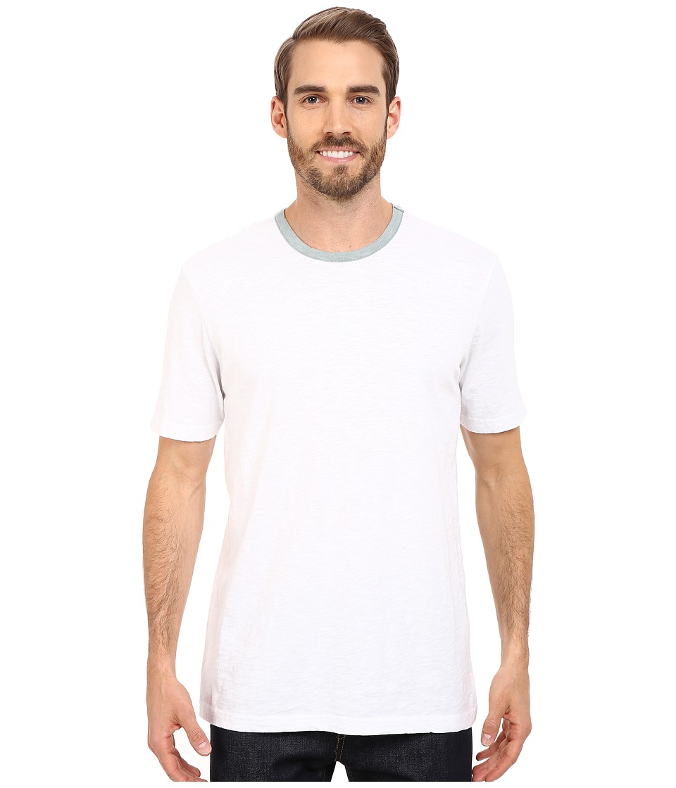 Ecoths - Porter Tee (White) Men's T Shirt