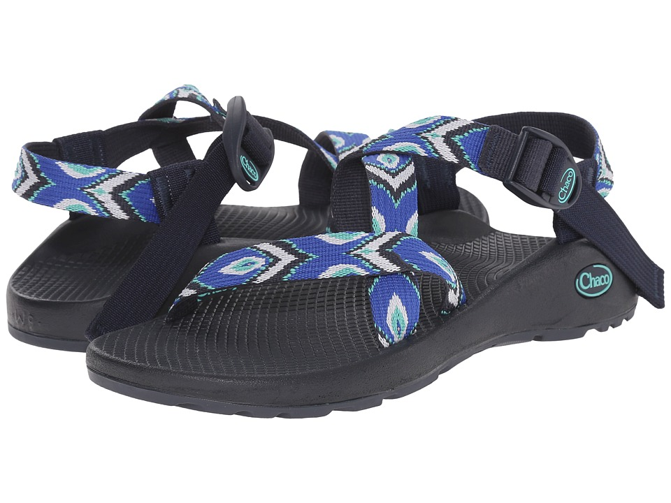 Chaco Z/1 Classic (Feathered Blue) Women