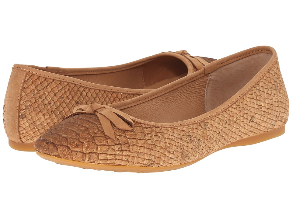 Born Carri (Brown Snake Cork) Women