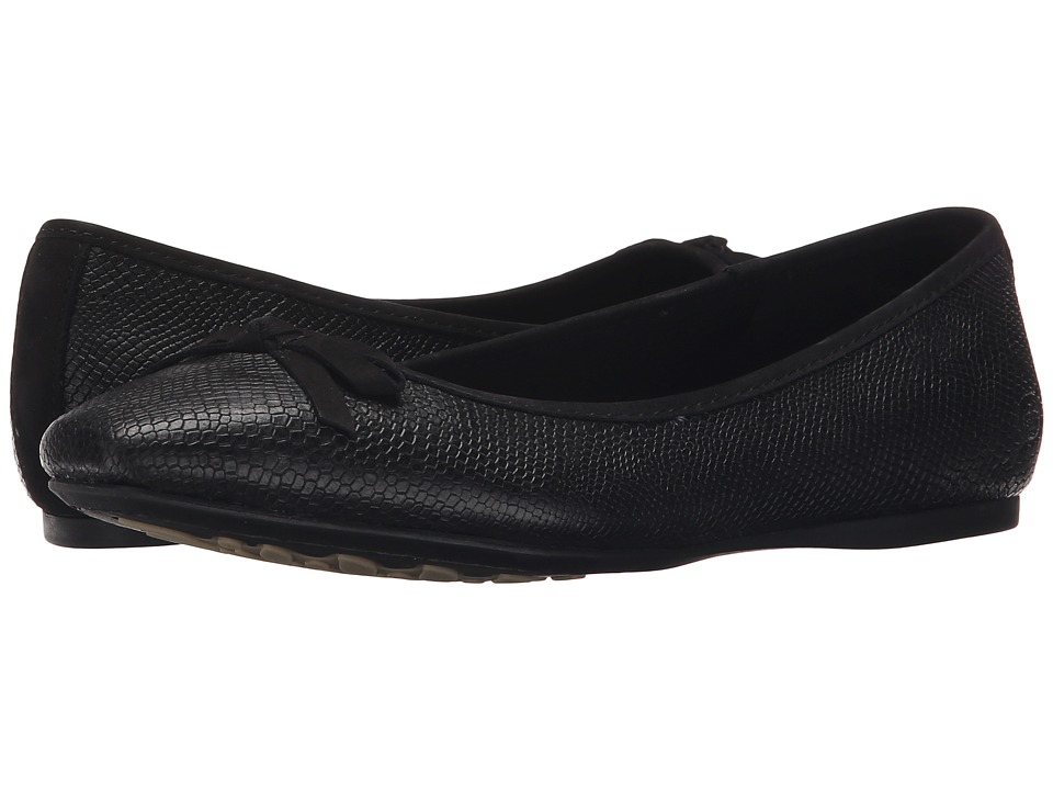 Born Carri (Black Full Grain Leather) Women
