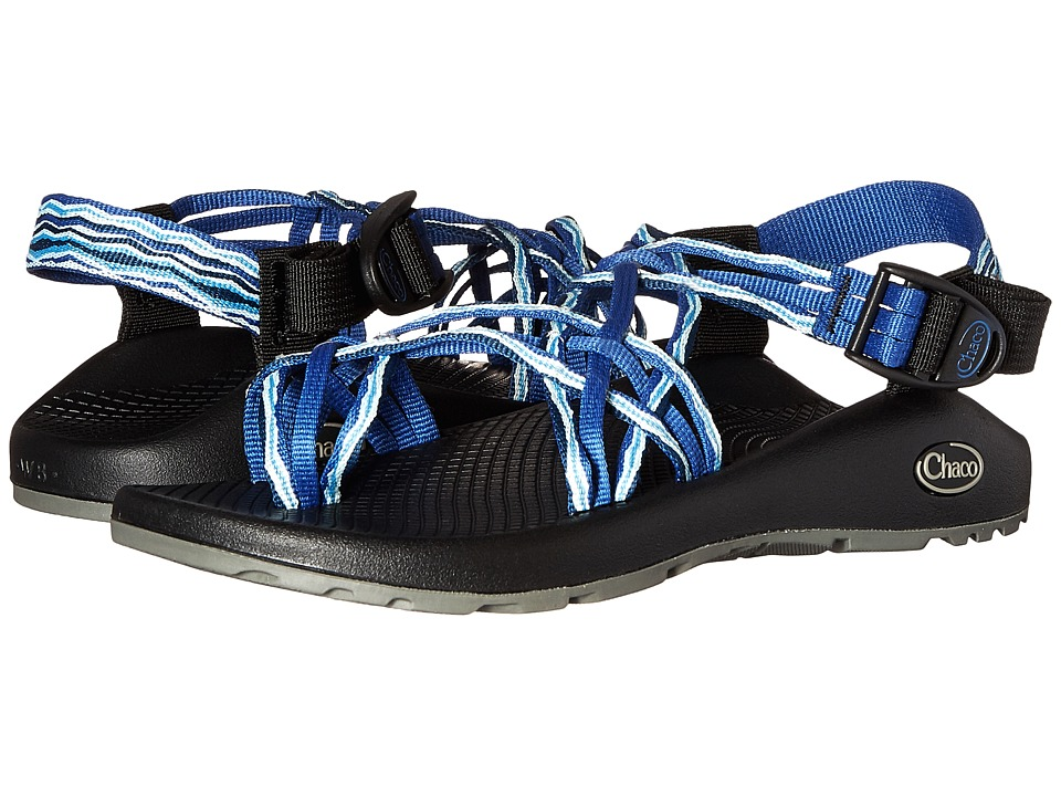 Chaco ZX/3 Classic (Sand Dune Blue) Women