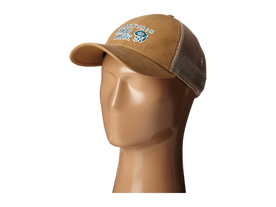 Mountain Hardwear - Eddy Rucker Trucker Cap (Saddle) Baseball Caps