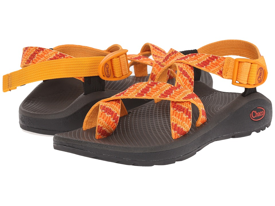 Chaco - Z/Cloud 2 (Tangerine Steps) Women's Sandals