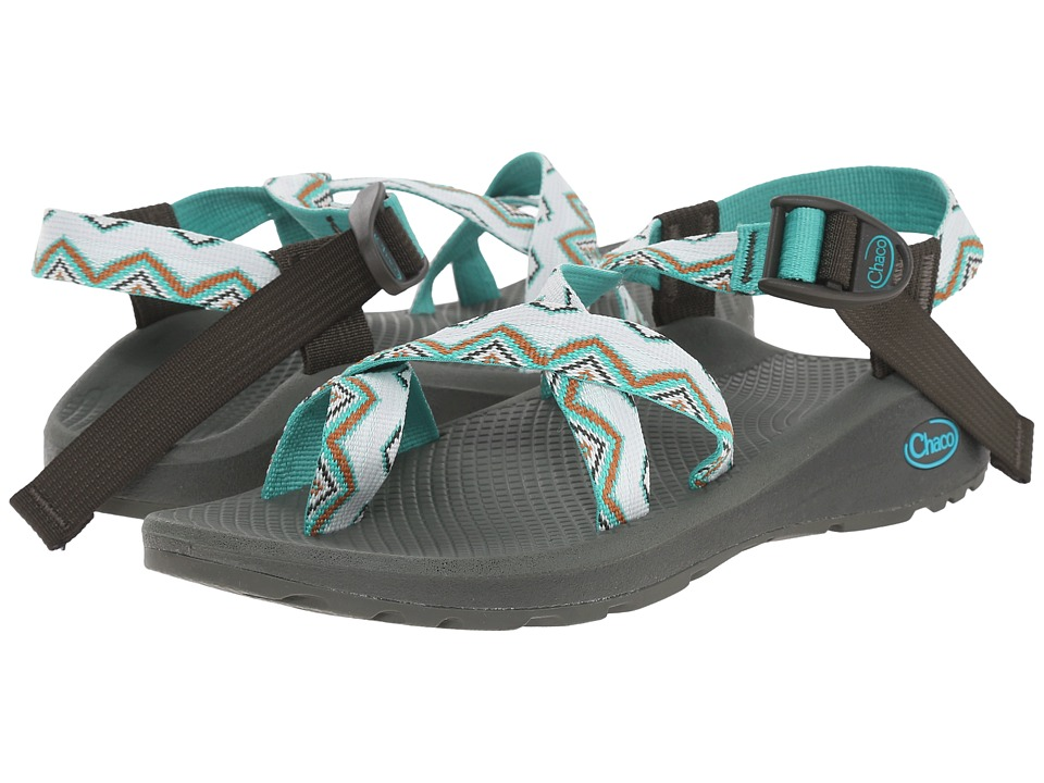 Chaco - Z/Cloud 2 (Santiago Aqua) Women's Sandals