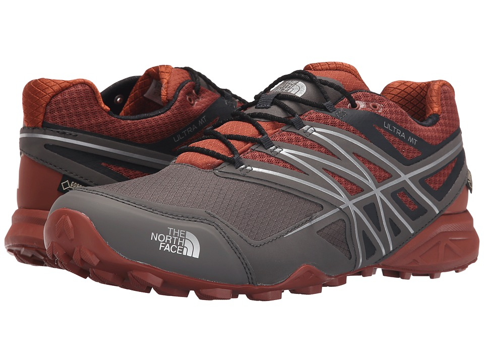 The North Face - Ultra MT GTX (Arabian Spice/Dark Gull Grey) Men