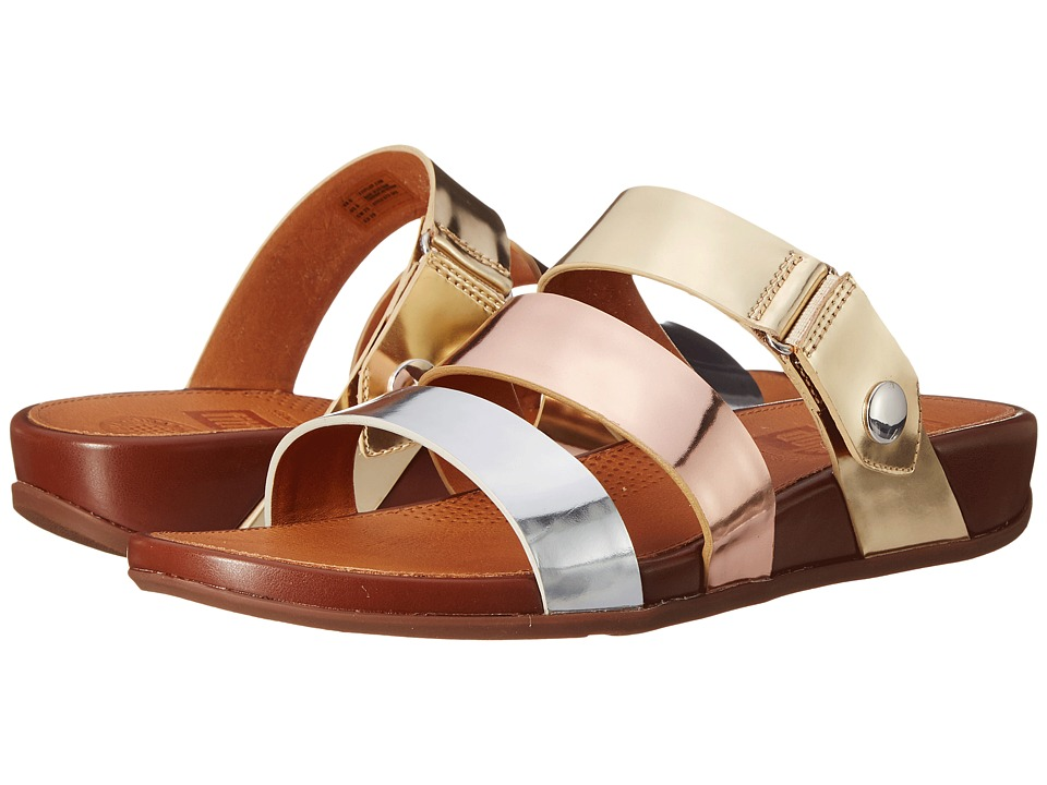 FitFlop - Gladdie Slide (Precious Metals) Women's Sandals