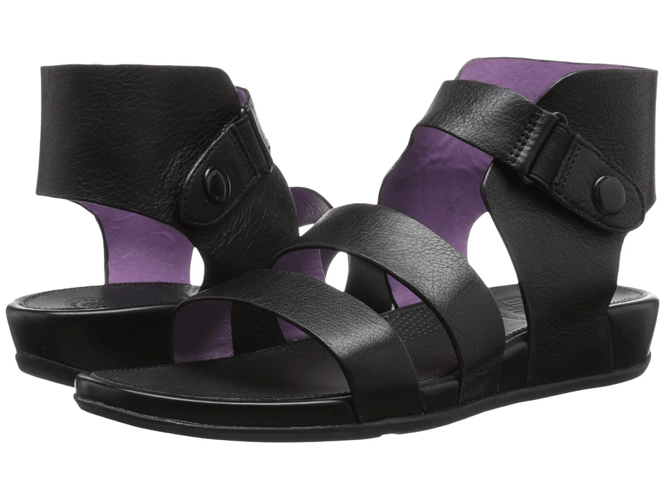 FitFlop - Gladdie (Black) Women's Sandals
