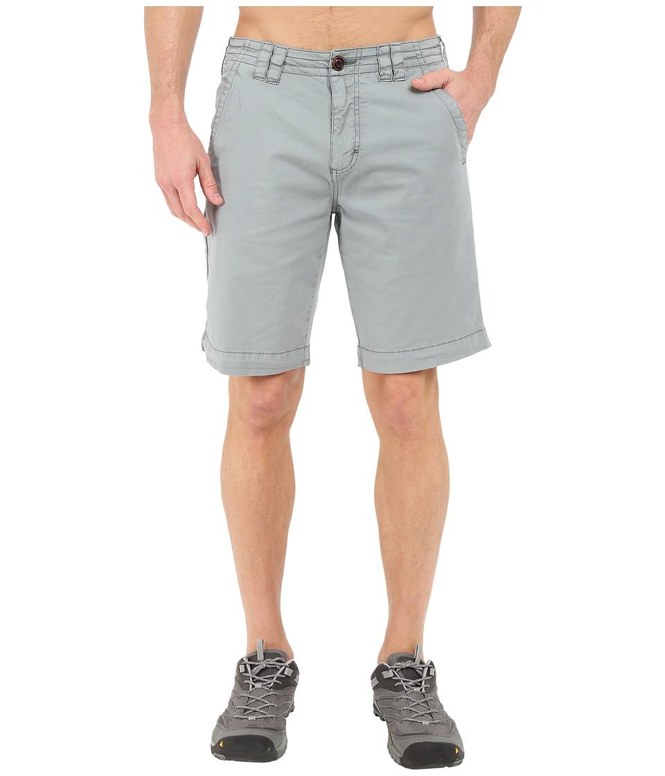 Ecoths - Kenzo Short (Silver Blue) Men's Shorts