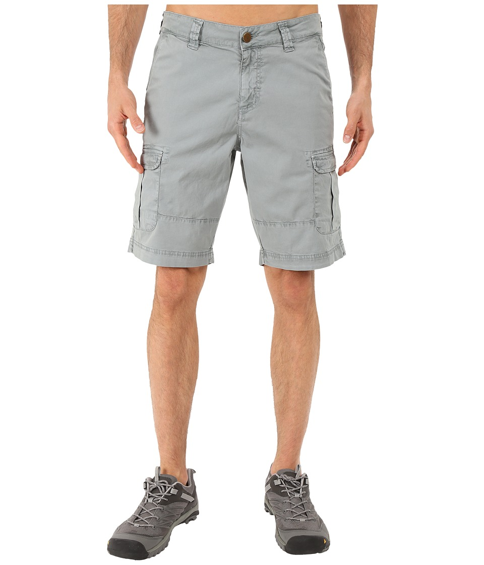Ecoths - Titan Shorts (Silver Blue) Men's Shorts