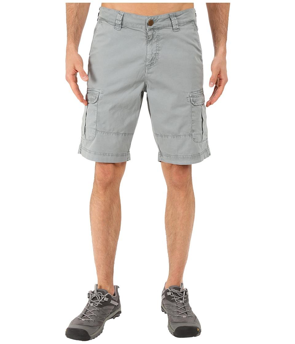 Ecoths - Titan Shorts (Silver Blue) Men's Shorts