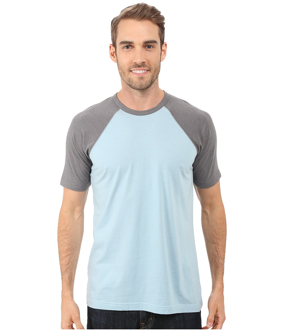 Ecoths - Chandler Tee (Light Blue) Men's T Shirt