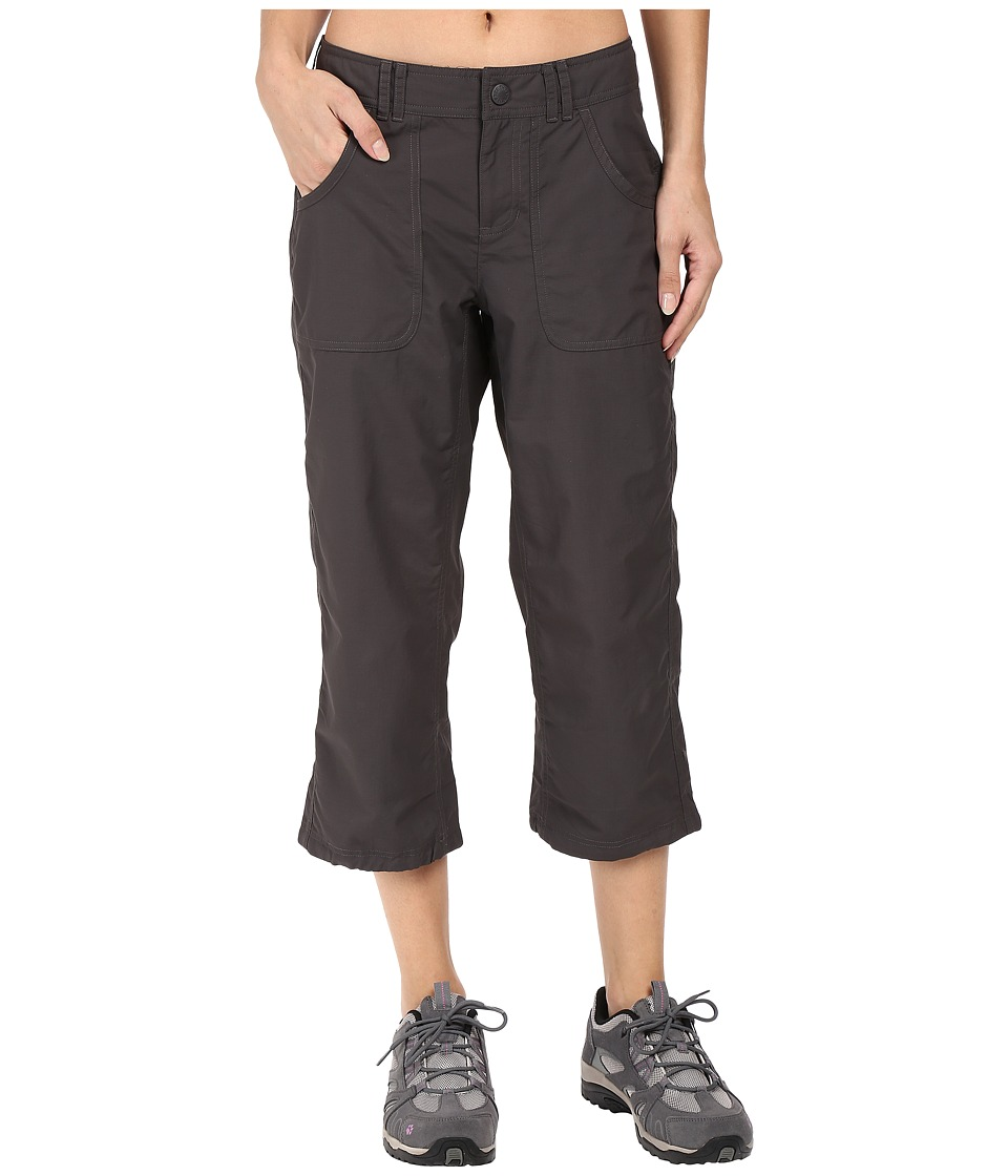 The North Face - Horizon 2.0 Capris (Graphite Grey) Women's Capri