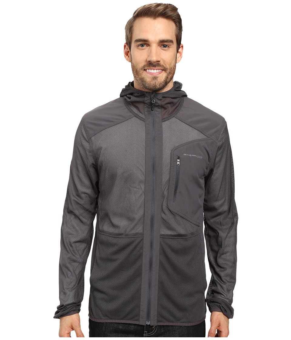 ExOfficio - BugsAway(r) Sandflytm Jacket (Dk Pebble) Men's Jacket