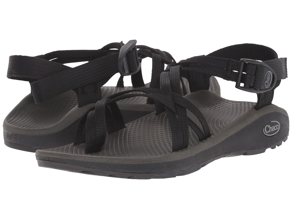Chaco - Z/Cloud X2 (Black) Women's Sandals