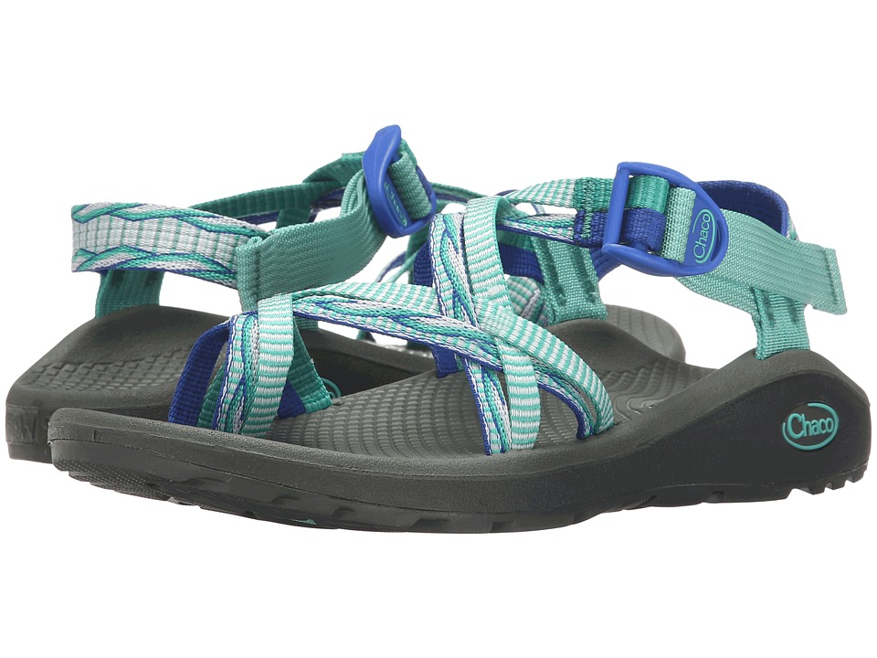 Chaco - Z/Cloud X2 (Lima Blue) Women's Sandals
