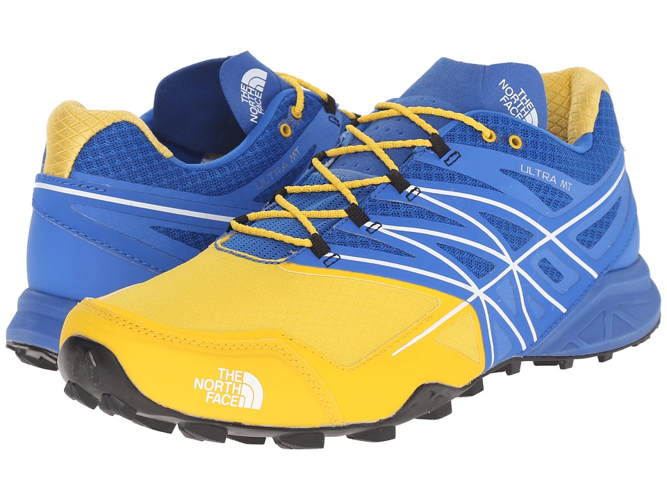 The North Face - Ultra MT (Blue Quartz/Freesia Yellow) Men's Shoes