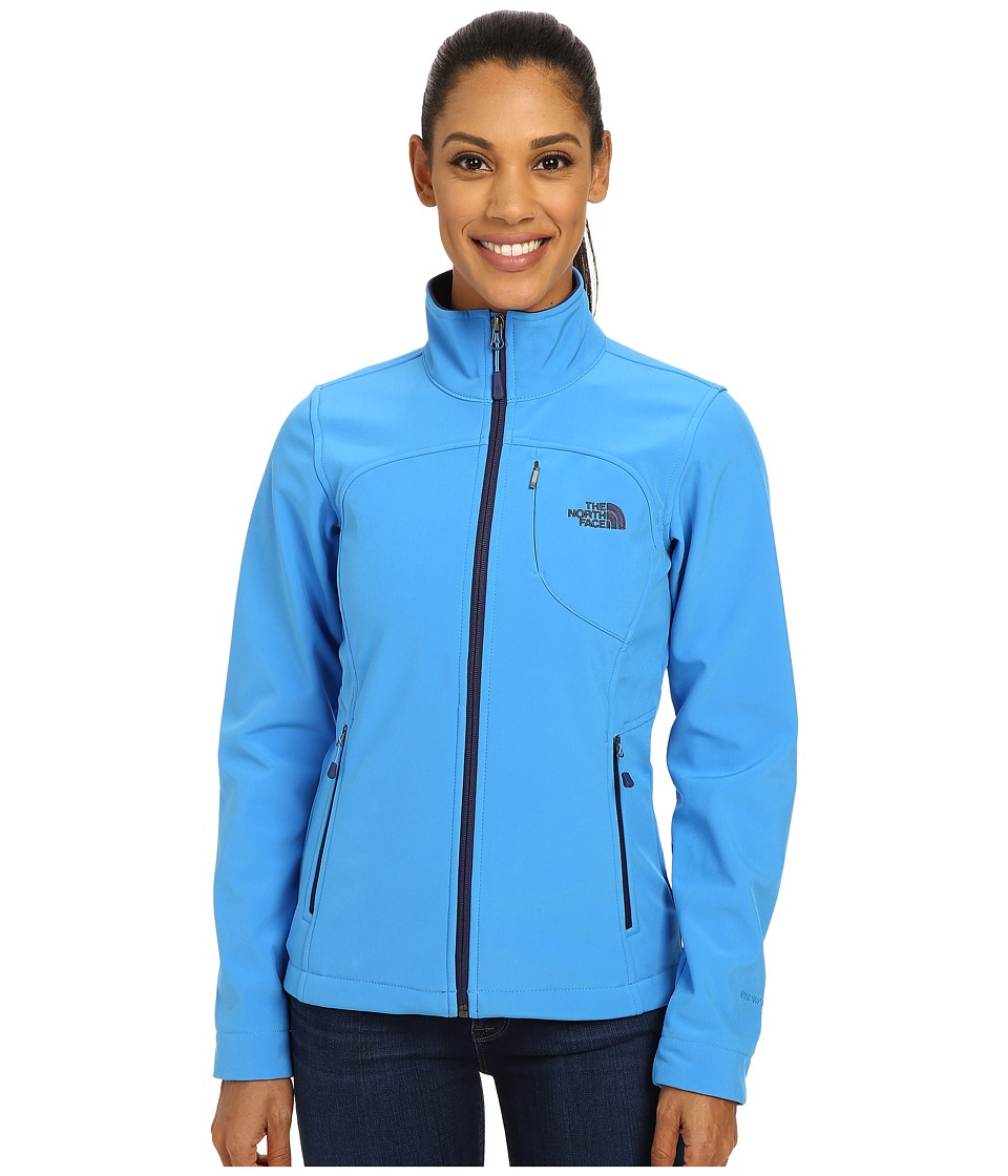 The North Face - Apex Bionic Jacket (Clear Lake Blue/Patriot Blue) Women's Coat