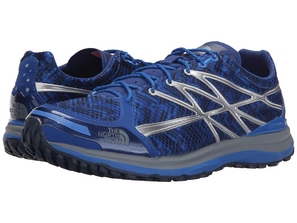 The North Face Ultra TR II (Limoges Blue/Monument Grey Print (Prior Season)) Men