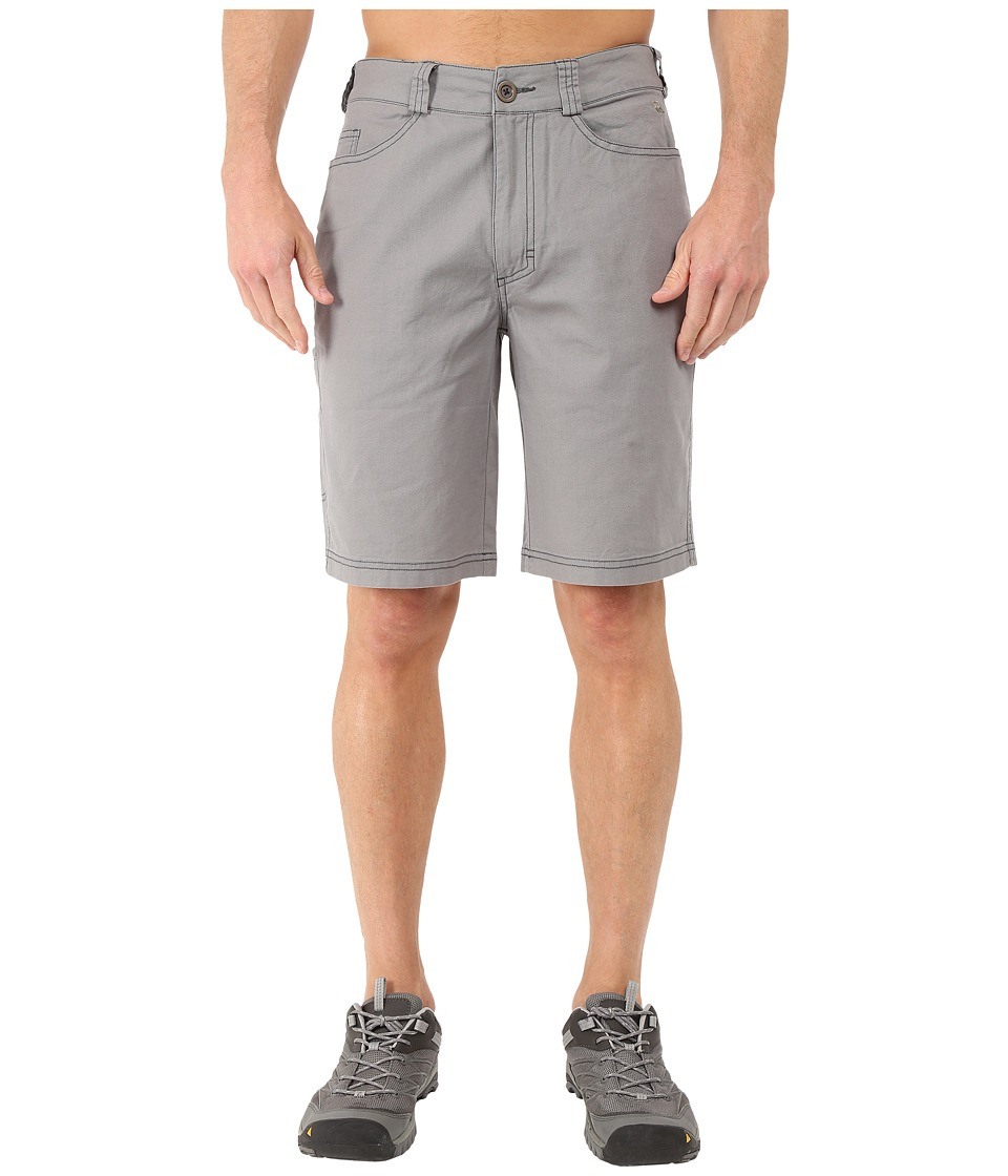 Ecoths - Miller Shorts (Frost Grey) Men's Shorts