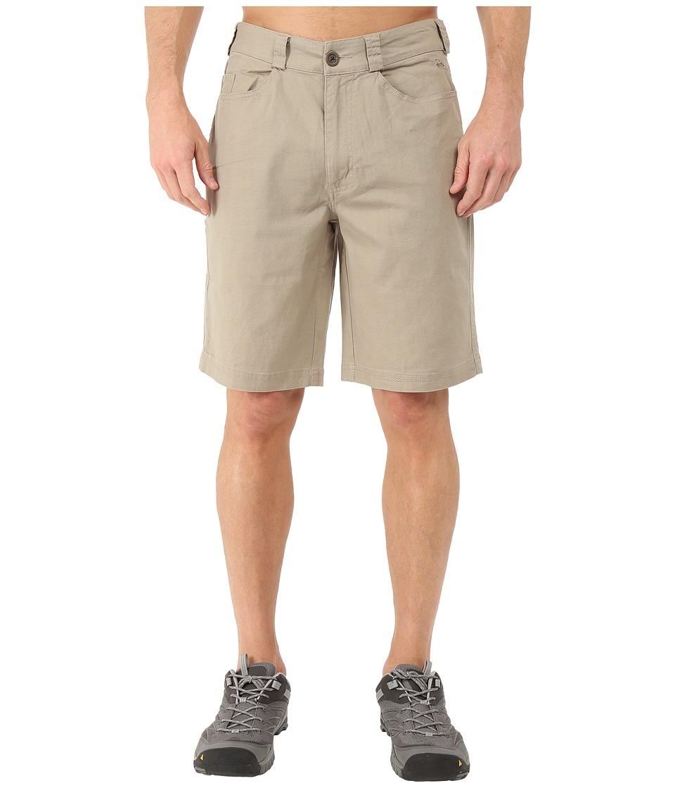 Ecoths - Miller Shorts (Silver Sage) Men's Shorts