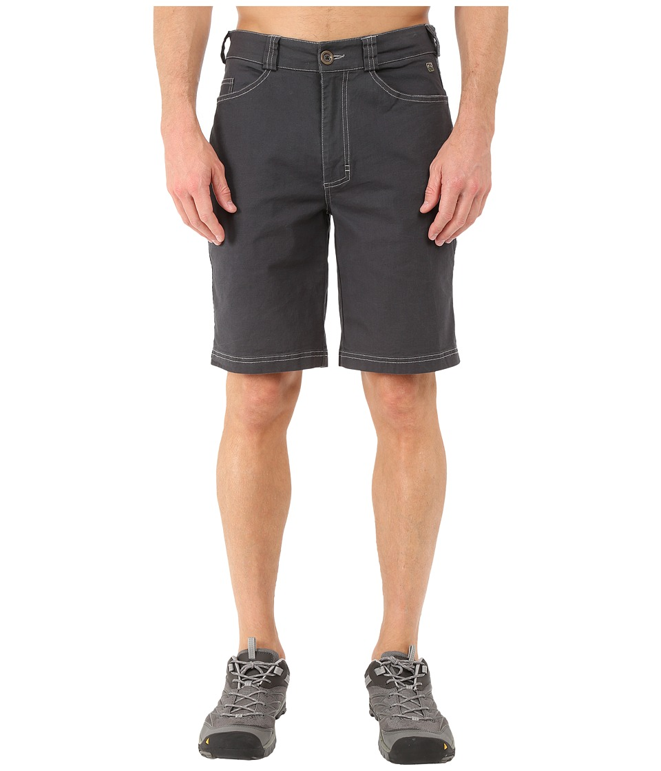 Ecoths - Miller Shorts (Ash) Men's Shorts