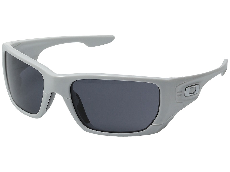 Oakley - MPH Style Switch Polarized (White/Grey) Sport Sunglasses