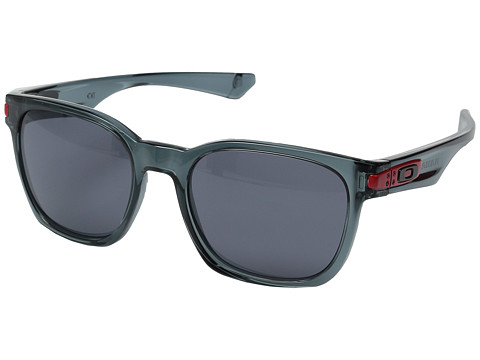 Oakley - MPH Garage Rock (Crystal Black/Red/Grey) Sport Sunglasses