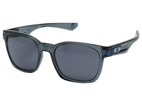 Oakley - MPH Garage Rock (Crystal Black/Blue/Grey) Sport Sunglasses