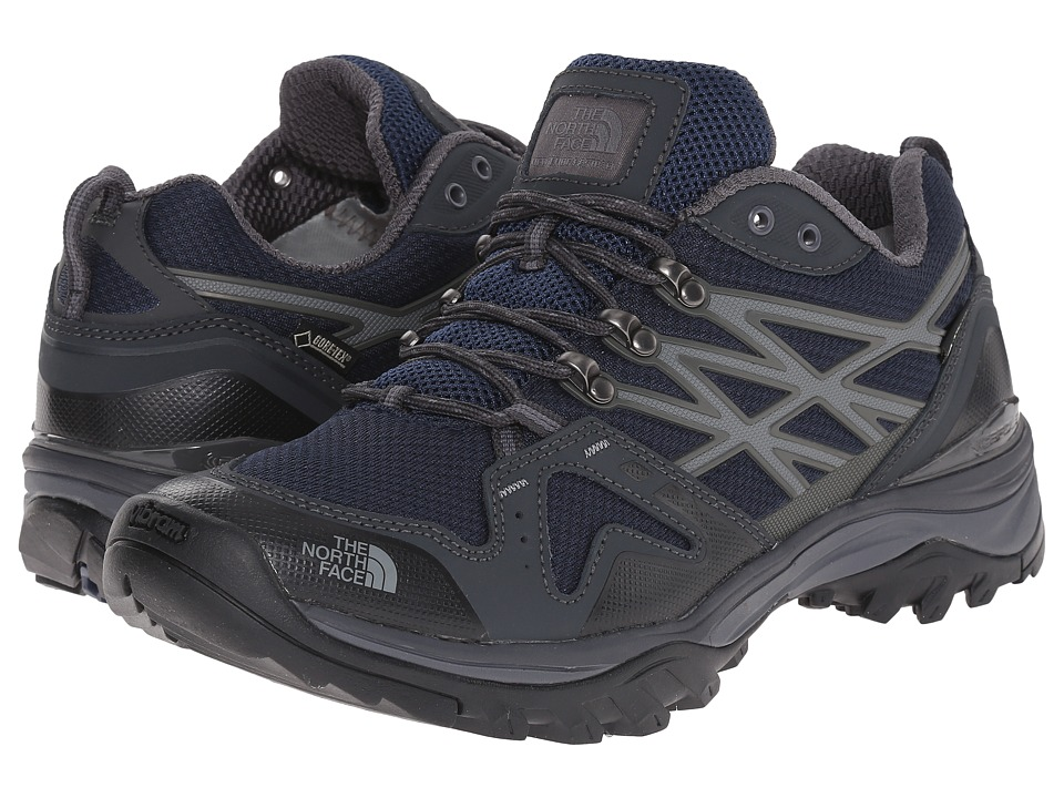 The North Face - Hedgehog Fastpack GTX (Cosmic Blue/Zinc Grey) Men's Shoes